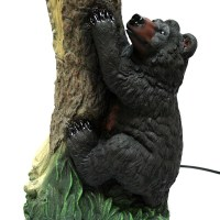 TOP 10 Black bear lamps of 2018 | Warisan Lighting