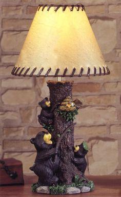 TOP 10 Black bear lamps of 2019  Warisan Lighting