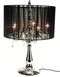 TOP 10 Black chandelier table lamps 2018 | Warisan Lighting