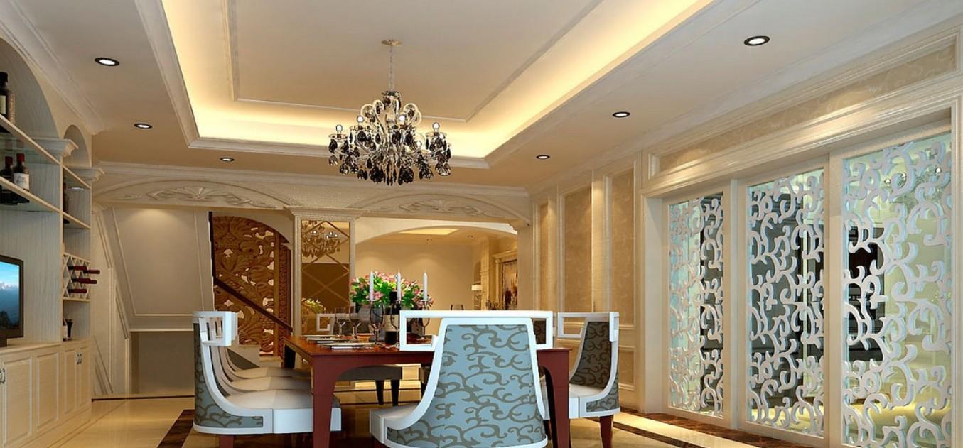 Сeiling And Wall Lights Working In Conjunction