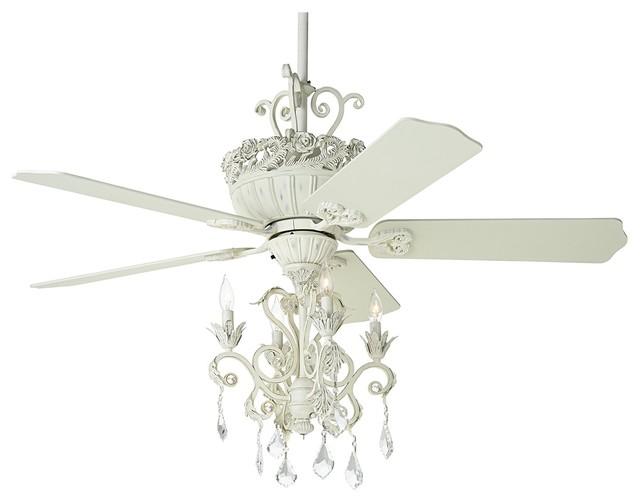 Ceiling Fan Chandelier Light Photo 7