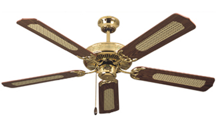How to install Ceiling fan model ac552  Warisan Lighting