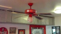Coca cola ceiling fans - tips for buyers | Warisan Lighting