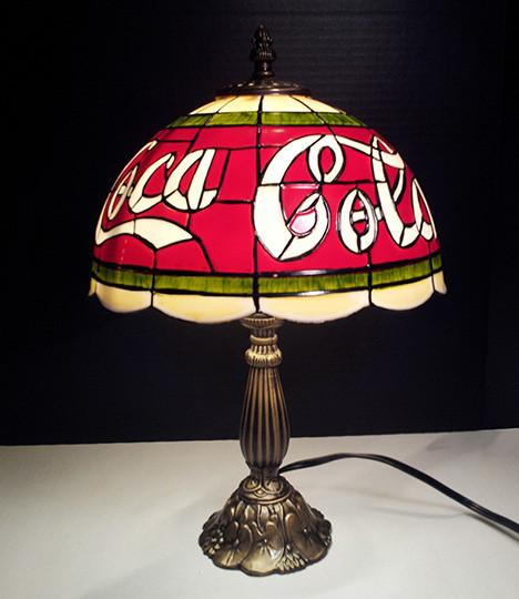 Coke lamp Will Add Taste To Your Decor Due To Their Uniqueness and Simplicity  Warisan Lighting