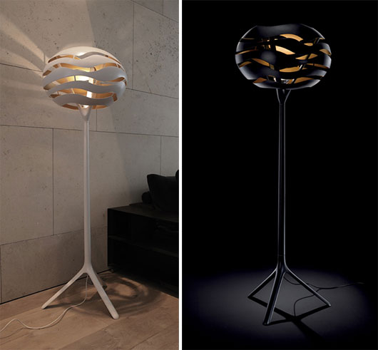 Top 10 Cool Floor Lamps 2019  Warisan Lighting