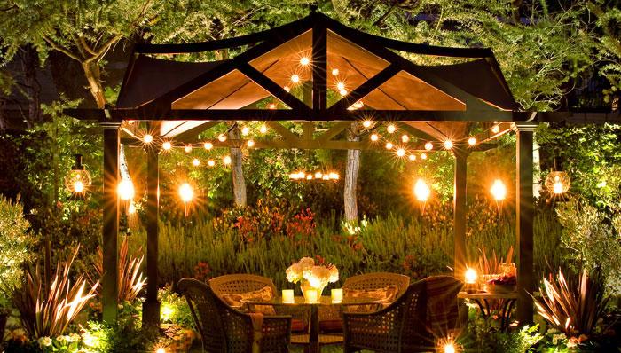 Top 10 Creative Outdoor Lighting Ideas 2019 Warisan Lighting
