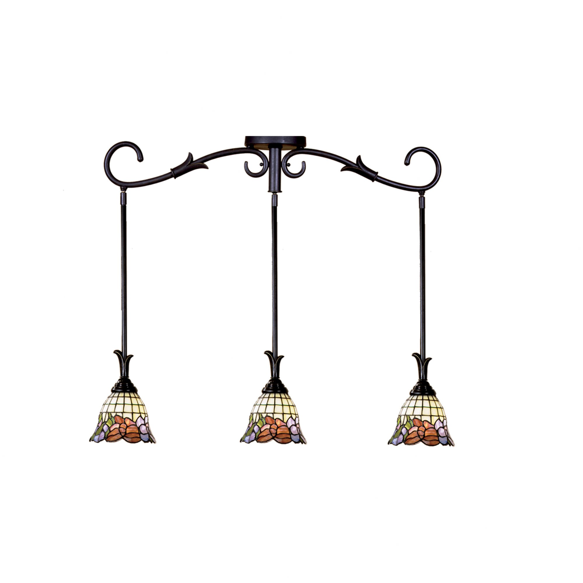 tiffany kitchen lighting rustic outdoor kitchens add modernity and art to your home using dale