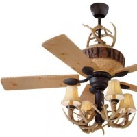 10 benefits of Deer horn ceiling fans | Warisan Lighting