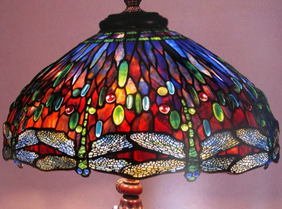 Dragonfly Tiffany Lamp Embrace Your Homes In Sparkle Warisan Lighting