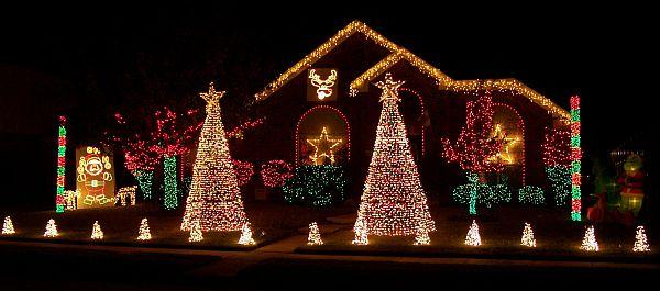 Houses With Christmas Decorations Part 33 Decorated For In Miami