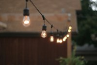 Edison outdoor string lights for decorating your home ...