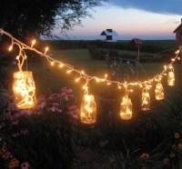 Fairy lights outdoor - best solution for your garden ...
