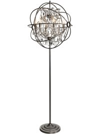 Use Floor Chandelier Lamps For Your Paradise House ...