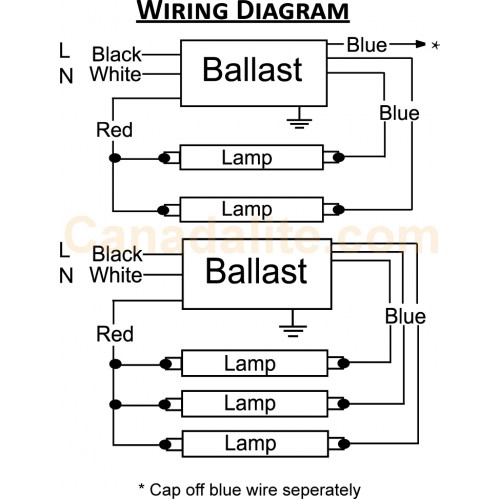 T12 Electronic Ballast Wiring Diagram,Electronic.Free Download ...
