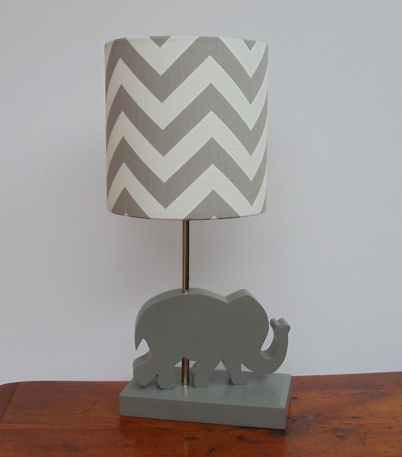 Add Style and Decor to Her Room using Girl nursery lamps