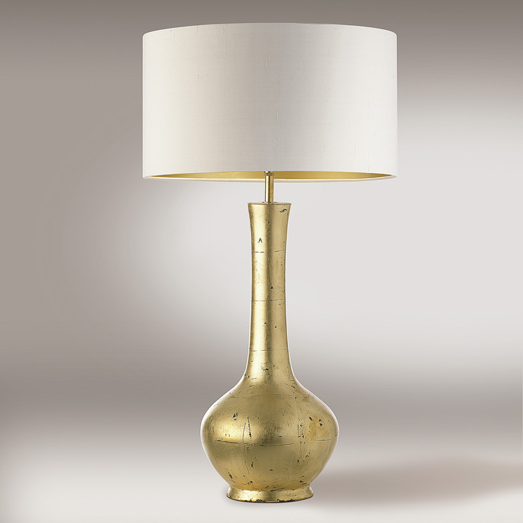 Bring Home the Royal Ambiance with A Gold Lamp For your