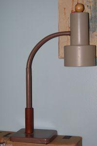 Gooseneck table lamp