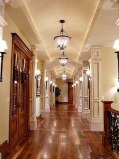 Hallway ceiling lights ideas  Warisan Lighting