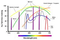 Halogen lamp spectrum - 10 reasons to buy | Warisan Lighting