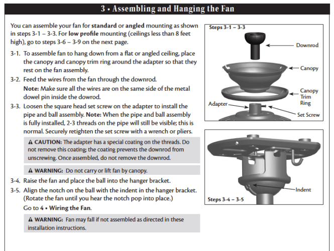 Ceiling Fan Wiring Diagram With Remote Control