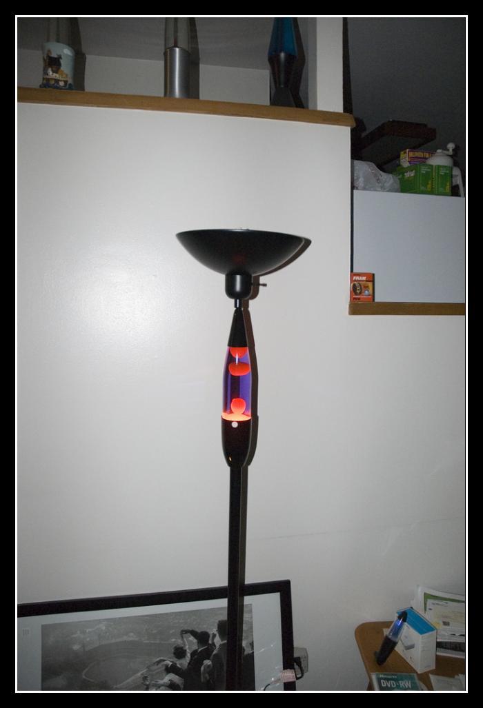 Lava lamp floor lamp  10 reasons to buy  Warisan Lighting