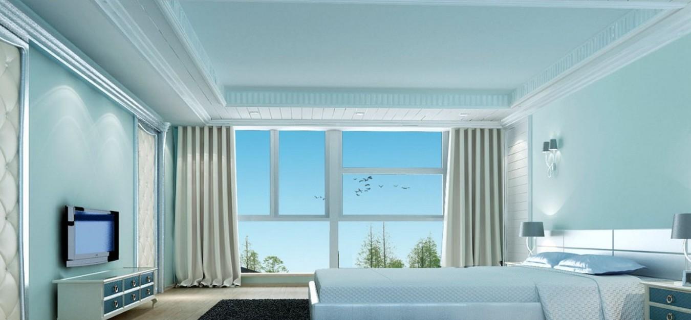 TOP 10 Light Blue Walls In Bedroom 2019 Warisan Lighting