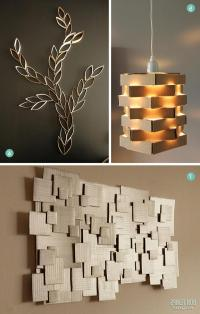 Light wall art