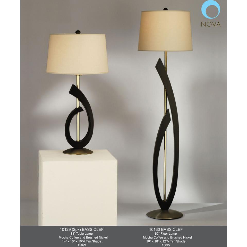 Living room floor lamps  Warisan Lighting