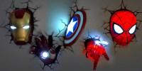 Experiencing Wall lightings and Decorations with Marvel 3d
