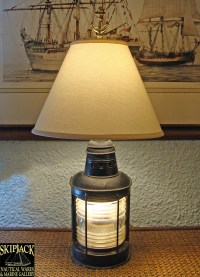 Nautical table lamps - 10 methods to add beauty and style ...