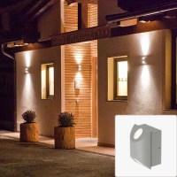 Outdoor up down wall light   Warisan Lighting