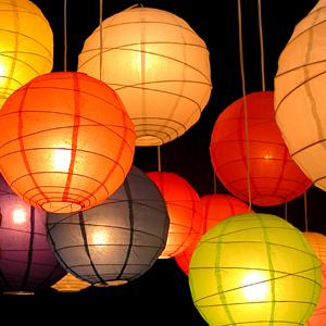 Top 10 Paper Lantern Lights Outdoor For 2018 Warisan