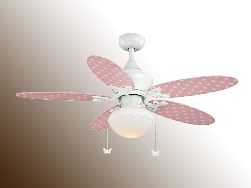 10 adventiges of Pink ceiling fans