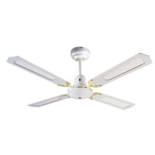 Rattan ceiling fans