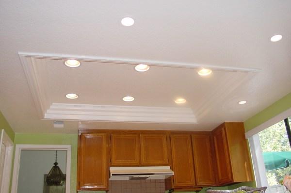 Recessed Kitchen Lighting Design
