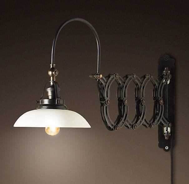 Restoration hardware lamps  Warisan Lighting
