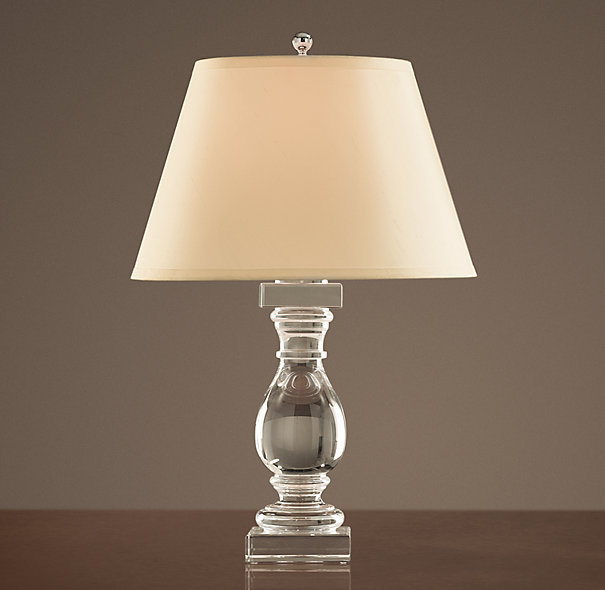 Restoration hardware table lamps  10 methods to produce