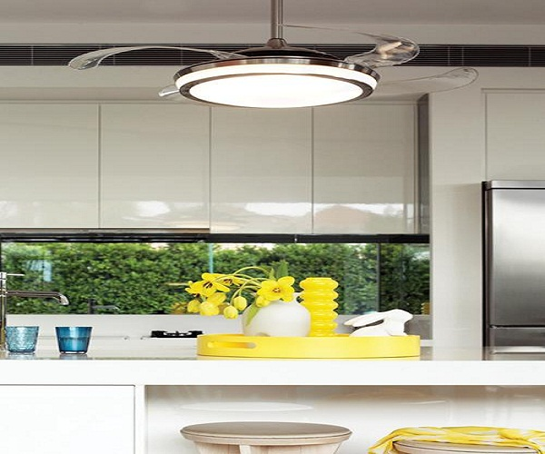 10 Benefits of Small Kitchen Ceiling Fans