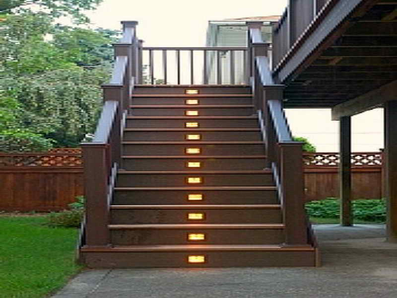 Outdoor Deck Led Lighting