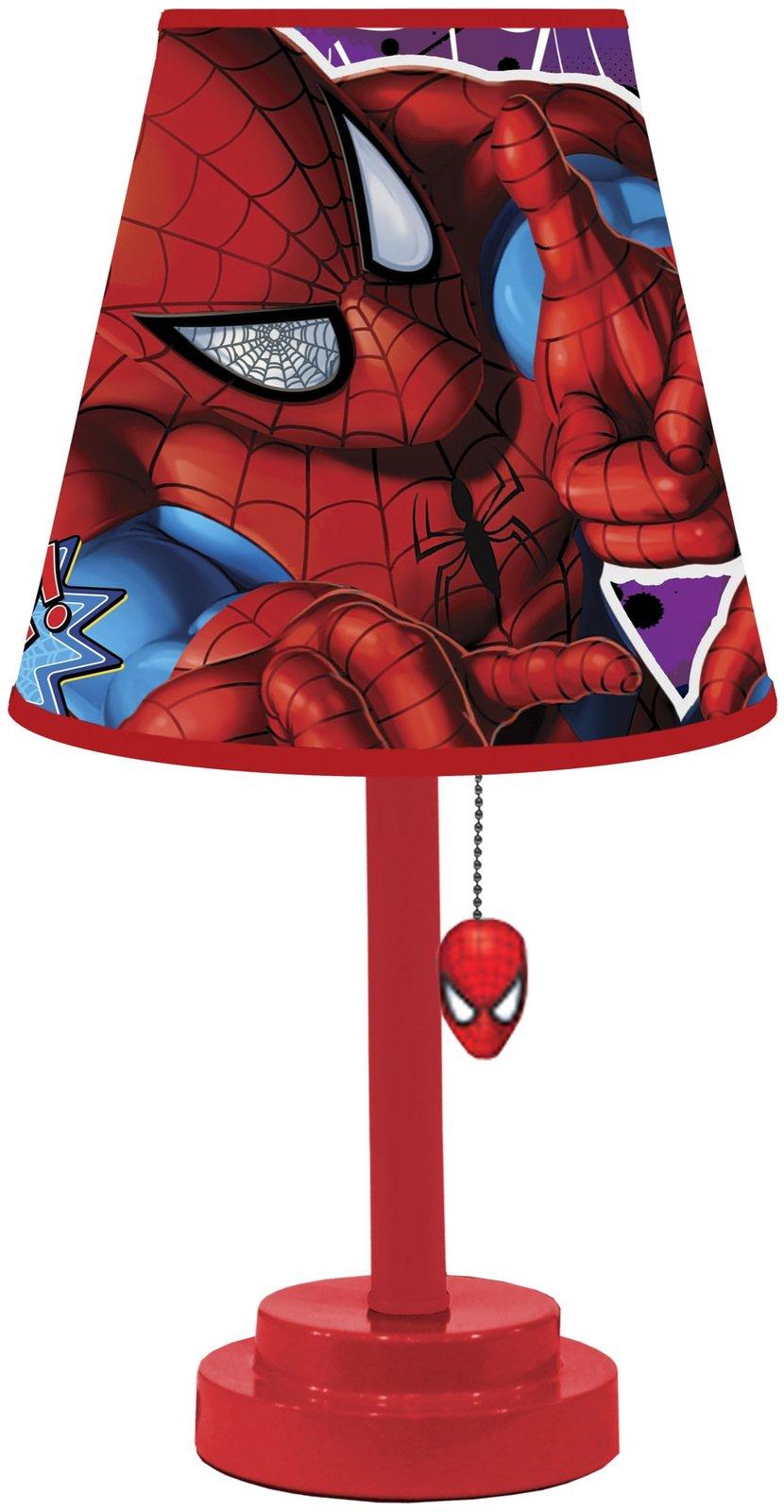 10 facts about Spider man lamp  Warisan Lighting