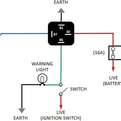 Downlight Wiring Diagram Harley Davidson Sportster How To Wire Up Spotlights Data Spotlight Relay Block A Switch