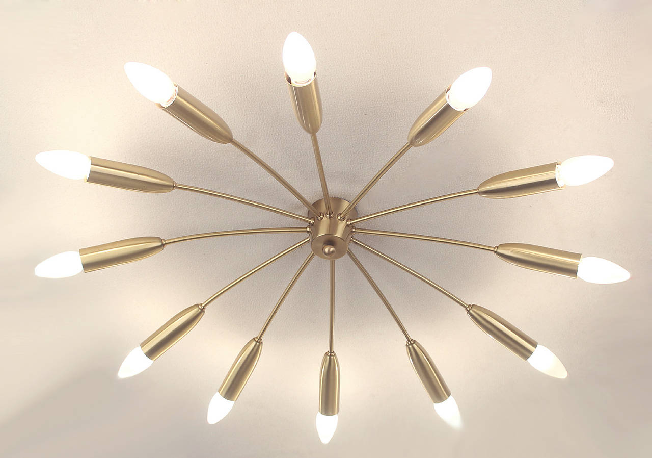 Brighten Up Your Space With Sputnik Ceiling Lights