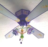 Things to consider before purchasing Tinkerbell ceiling ...
