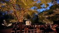 Wedding outdoor lights
