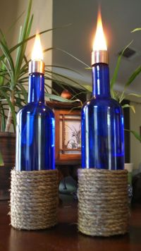 10 facts about Wine bottle oil lamp | Warisan Lighting