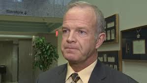 Municipal Affairs Minister Mark Furey