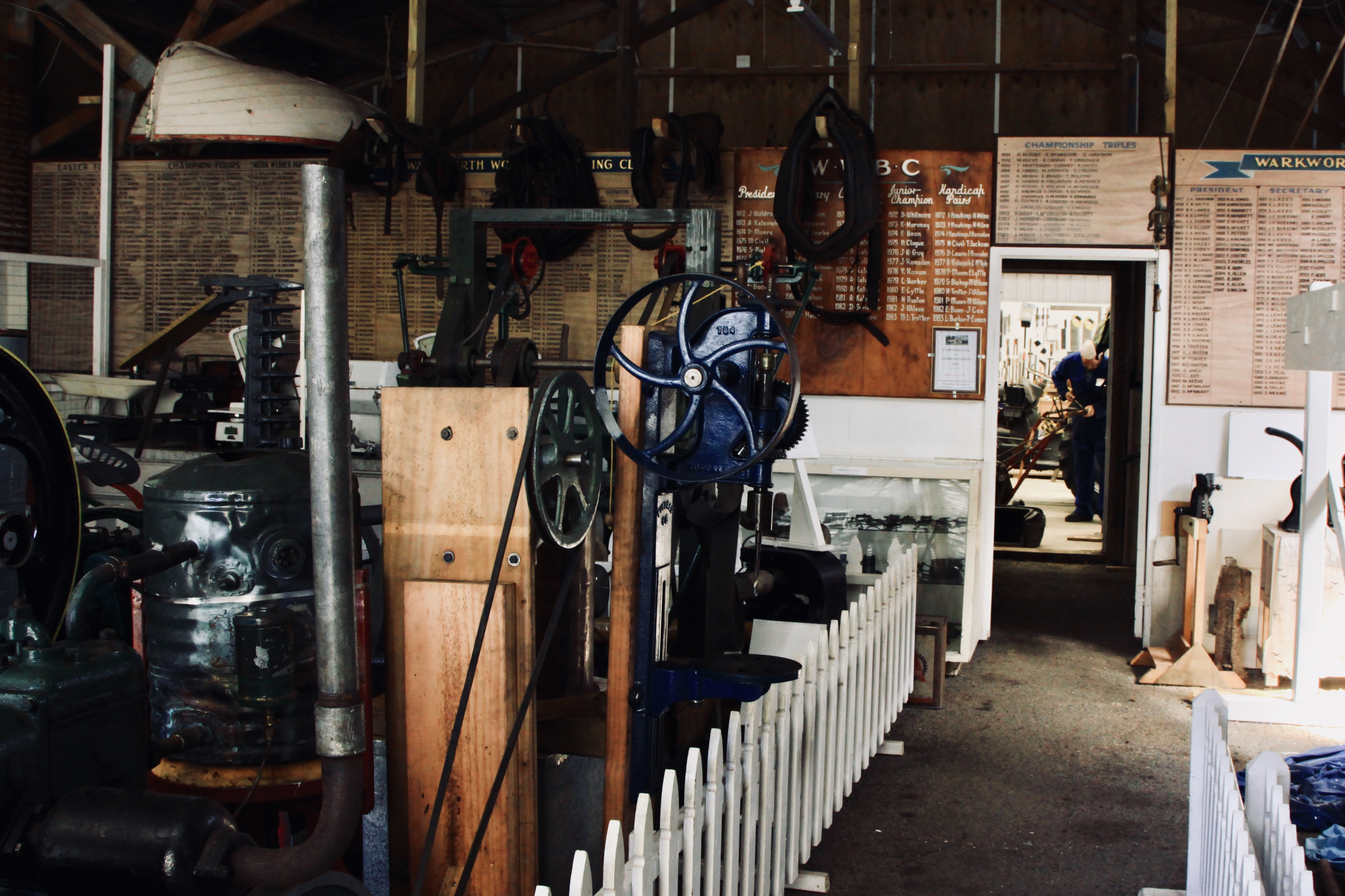 Vintage Machinery For Sale Nz