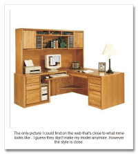 DIY L Shaped Computer Desk With Hutch Plans Wooden PDF ...