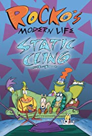 Rocko Oh Baby : rocko, Rocko's, Modern, Life:, Static, Cling, (2019), Warlock's, Movie, Realm