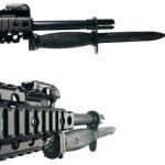 WarBlock Elite mid-length upper bayonet compatible